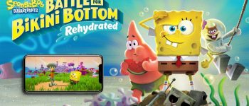 Spongebob Squarepants: Battle for Bikini Bottom - Rehydrated akan Rilis di Android dan iOS Bulan Ini
