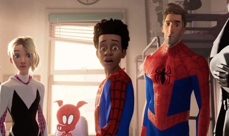 Upstation-Sony Goda Fans Dengan Rilis Gambar Baru Spider-Man: Into The Spider-Verse 2