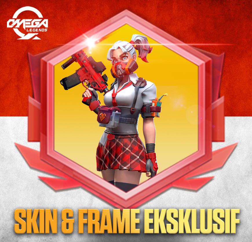 Omega Legends – BannerSkinFrameExclusive