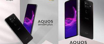 Gahar! Sharp Luncurkan Smartphone Gaming AQUOS Sense4 Plus, Segini Harganya
