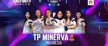 Tim Ladies Indonesia Tembus Tiga Besar Turnamen Internasional CODM!