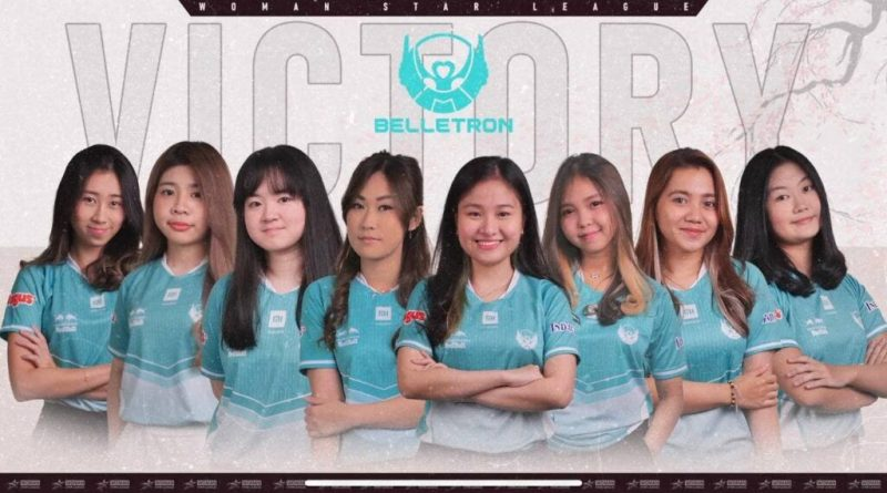 Upstation-Upstation-Bawa Belletron Juara Regular Season WSL Season 2, Ini Curhat dari Vivian!