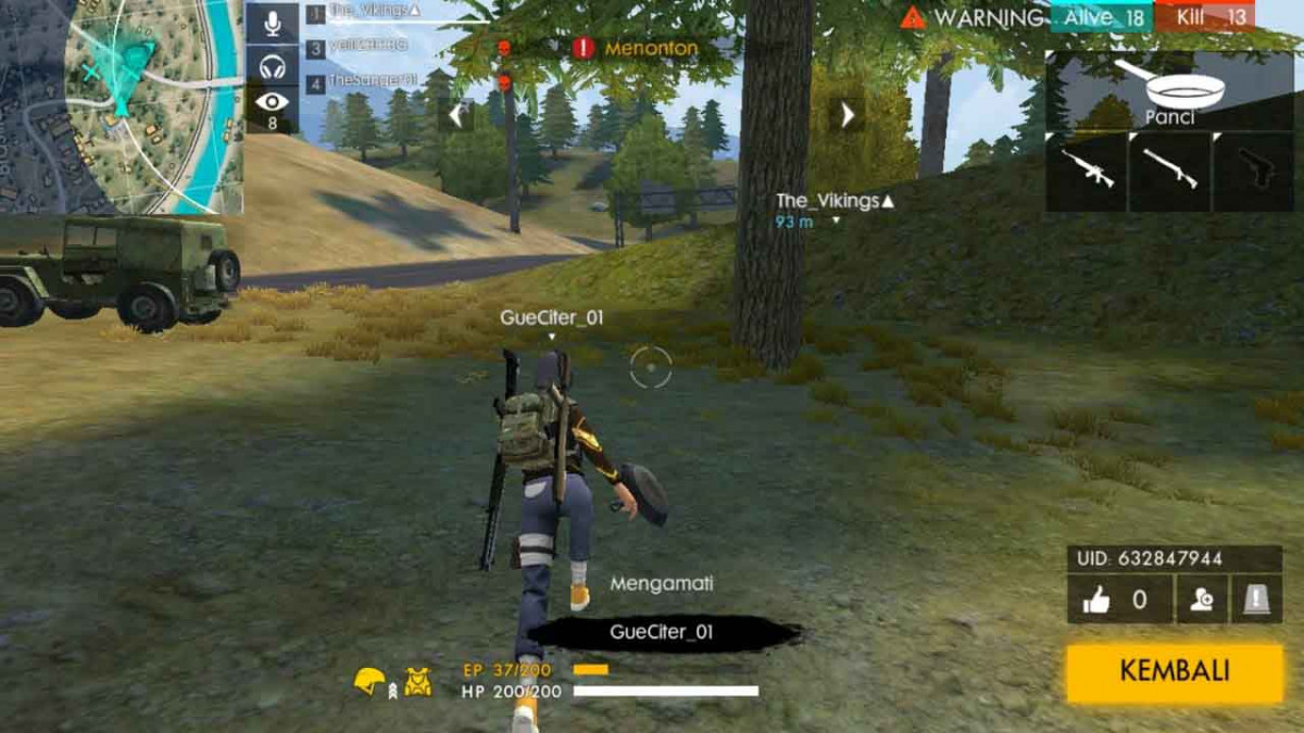 Cheater-Free-Fire