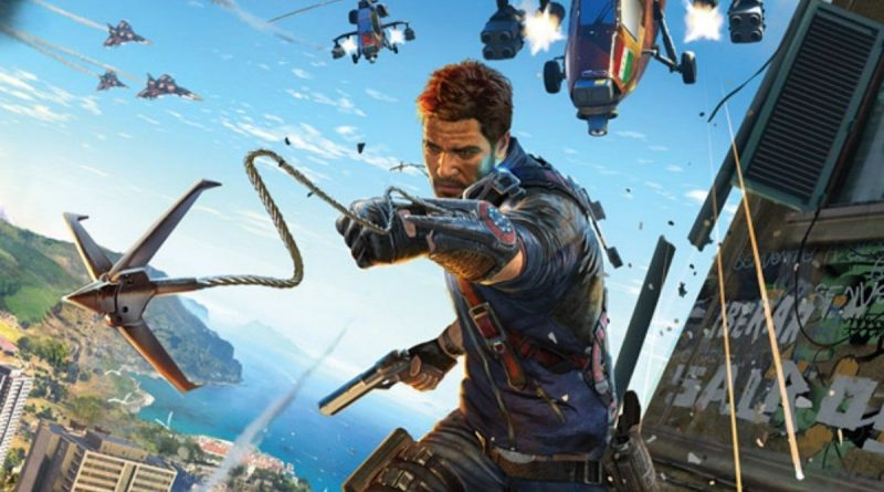 Upstation-Just Cause Versi Mobile Segera Rilis, Ini Trailer Sinematik-nya!