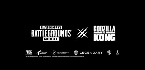 Upstation-PUBG Mobile Akan Kerjasama Dengan Film Godzilla vs Kong!