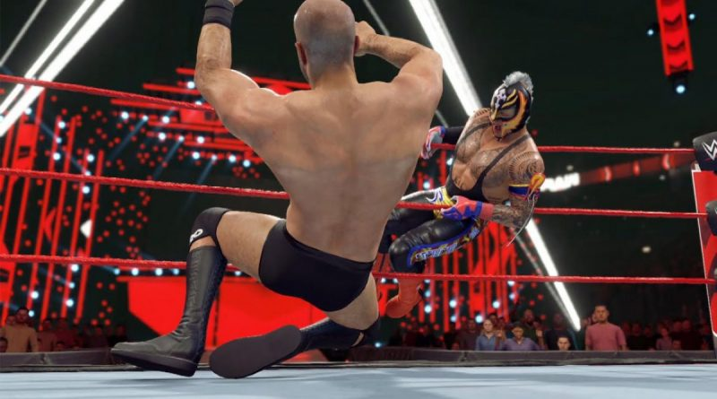 Upstation-Game WWE 2K22 Diumumkan Lewat Trailer di Wrestlemania 27!