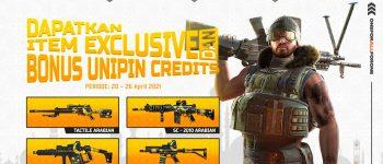 Point Blank Ramadhan Event with UniPin, dapatkan Item Eksklusif dan Bonus UniPin Credits!