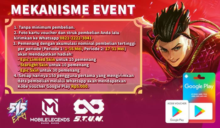 515 eparty mobile legends 2021