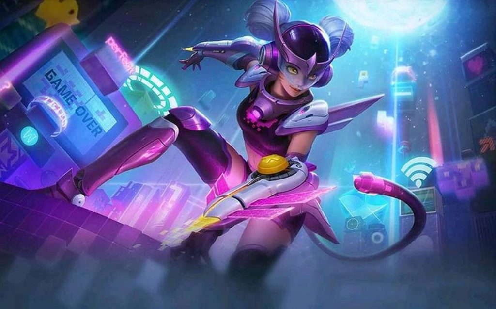 Wanwan-Pixel-Blast-Skin-Baru