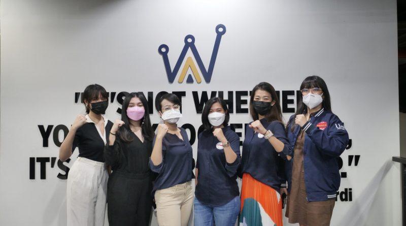 upstation-PBESI dan LSI Apresiasi Donasi dari Kartini Day Ladies Showdown