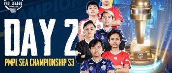 Hasil PMPL SEA Championship S3 Day 2: Aura Esports Masih Memimpin Klasemen