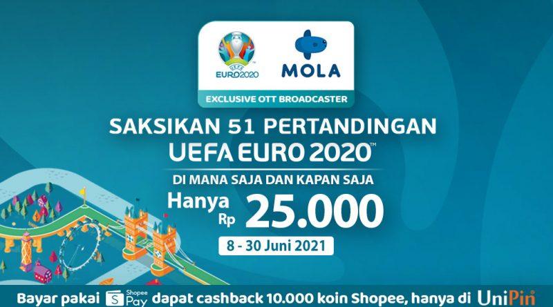 NOBAR UEFA EURO 2020™ bareng UniPin!