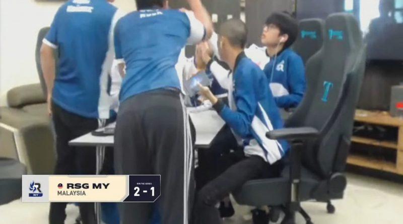 [Bahasa Indonesia] Playoff MSC Hari 2 _ MLBB Southeast Asia Cup 2021 3-21-42 screenshot