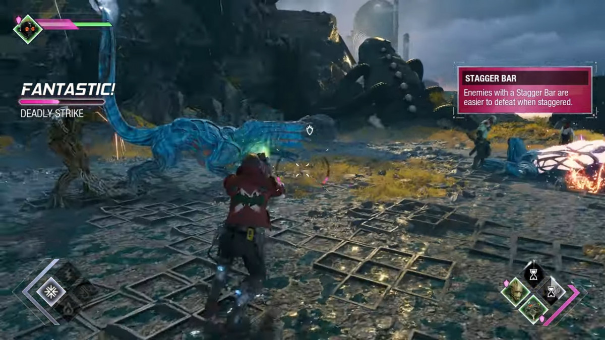 Marvel's Guardians of the Galaxy _ Gameplay First Look 6-54 screenshot