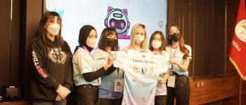 Gelar Media Day, Babak Playoff UniPin Ladies Series Siap Dimulai!