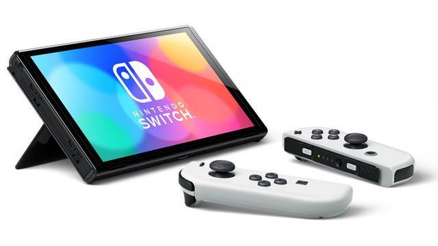 upstation-Nintendo Switch OLED Resmi Rilis, Ini Harganya!