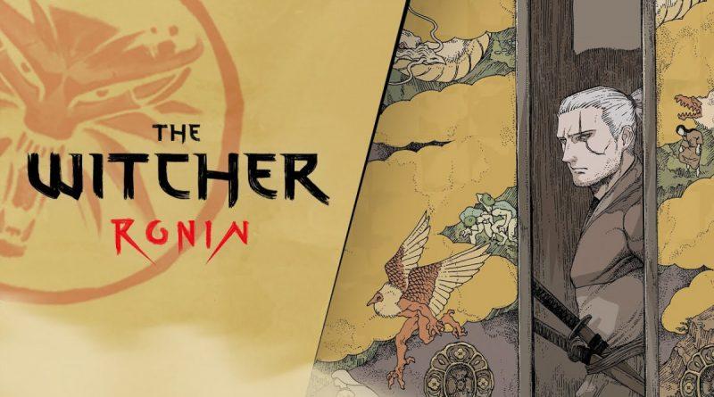 the-witcher-ronin-manga