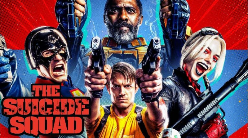 upstation-Suicide Squad 2 Catatkan Rating 100% di Rotten Tomatoes!