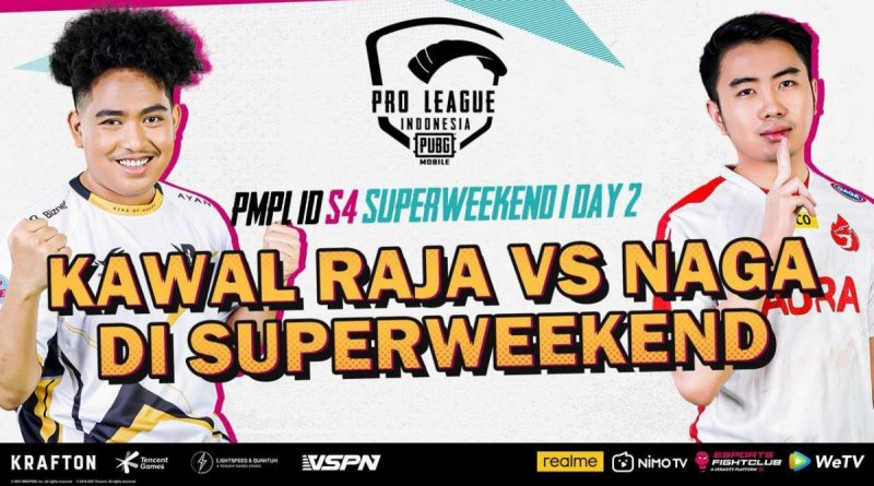 PMPL ID S4 Super Weekend 1 Day 2
