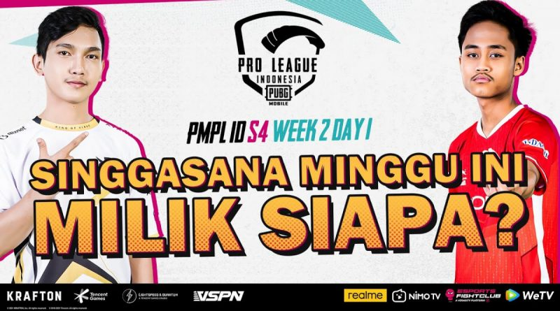 PMPL ID S4 Week 2 Day 1