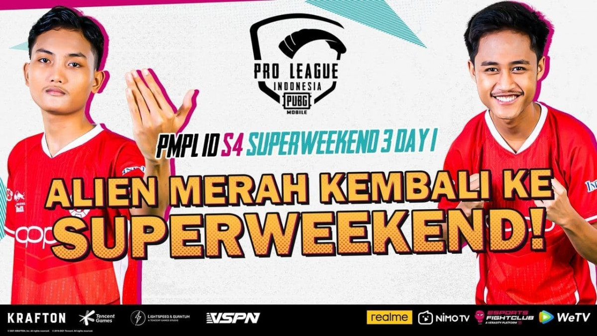 PMPL ID S4 Super Weekend 3 Day 1: Elang Utara Dapatkan Double WWCD!