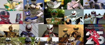 7 Sixth Ranger Terbaik dari Berbagai Serial Power Rangers