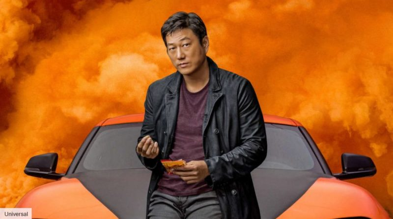 Sung Kang Ingin Film Fast and Furious Super Dark