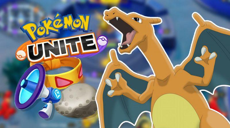 Charizard Guide: Build dan Item Terbaik di Pokemon Unite
