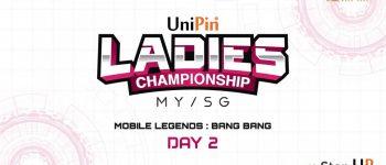 UniPin Ladies Championship MY/SG Day 2: Suhaz Ariel Harus Gugur, Semifinal Telah Siap!