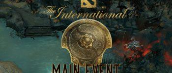 DOTA 2 TI10 Main Event Day 1: OG Turun ke Lower Bracket!