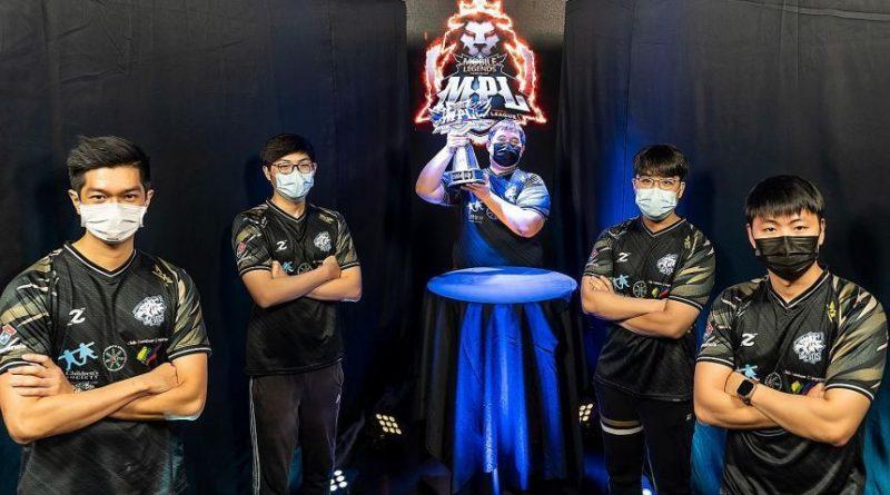 upstation-Masih Terlalu Kuat, EVOS SG Sukses Juara MPL SG Season 2!