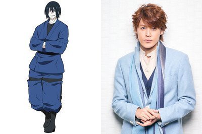 Fire Force Tv Anime Casts Mamoru Miyano As Benimaru Shinmon Up Station Philippines