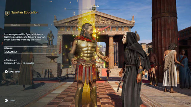 Ancient Greece Roleplay Roblox Assassin S Creed Odyssey To Get Story Creator Mode Discovery Tours Up Station Philippines