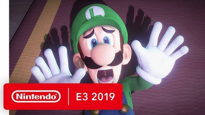 Luigi S Mansion 3 Switch Game S Video Highlights New
