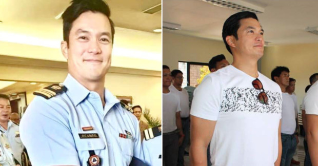 Now diether where is ocampo Remember Hunk