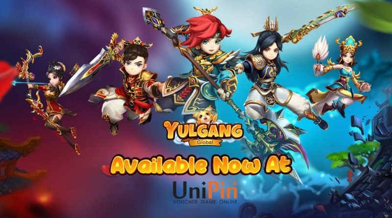 TOP UP YULGANG GLOBAL INGOT FAST AND EASY WITH UNIPIN!