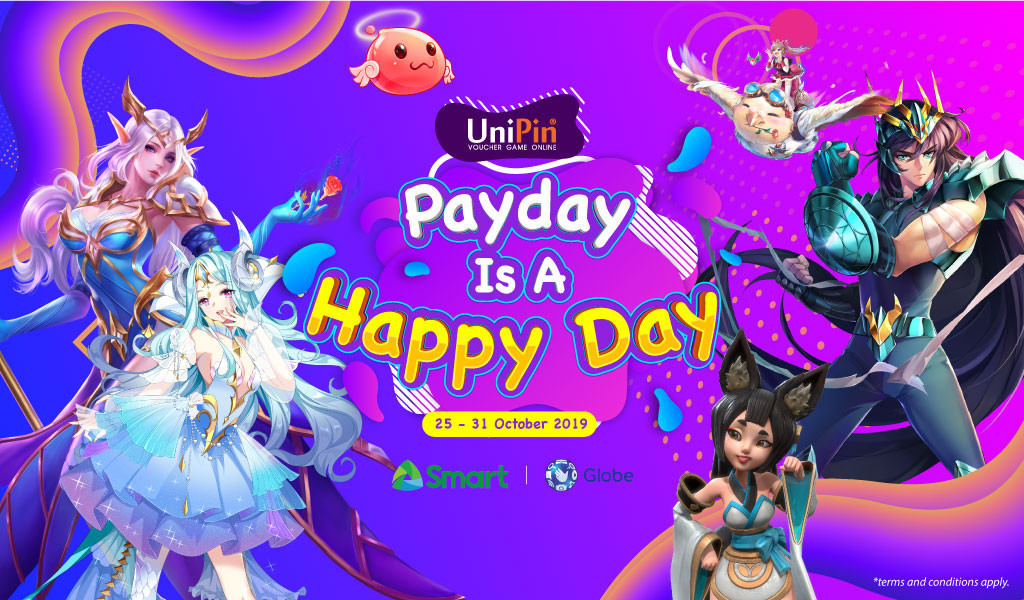GET 20% CASHBACK FOR YOUR FAVORITE GAME ON THIS PAYDAY!