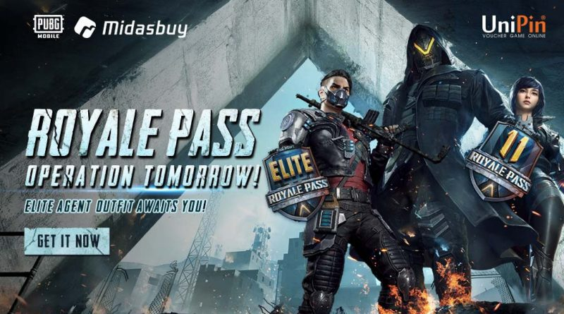 Did you get your S11 Royale Pass Pack? Not yet?