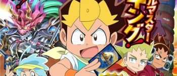 Duel Masters King TV Anime Resumes With New Episodes