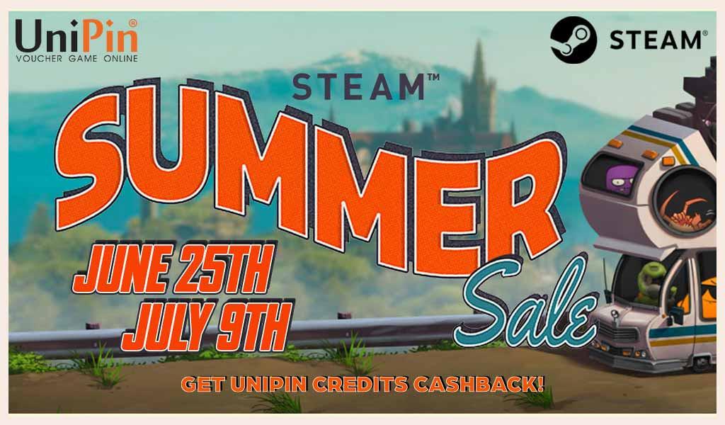 Title: Steam Summer Sale-Get BONUS UniPin Credits (UC)!