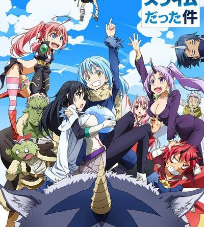 Muse Asia Streams The God Of High School That Time I Got Reincarnated Into A Slime Anime Up Station Philippines