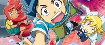 Survive! Inside the Human Body Educational Anime Film's Footage Previewed in Streamed Video