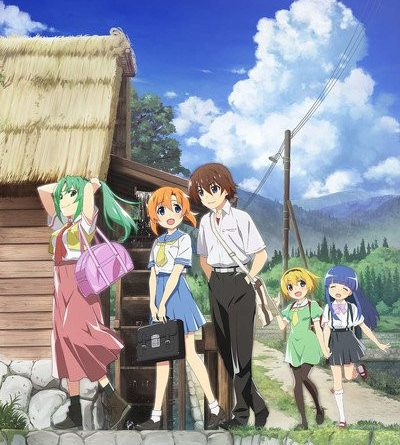 Higurashi When They Cry New Anime S 2nd Promo Video English Subtitled Up Station Philippines