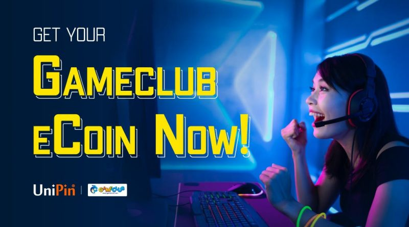 Gameclub is Available on UniPin now!