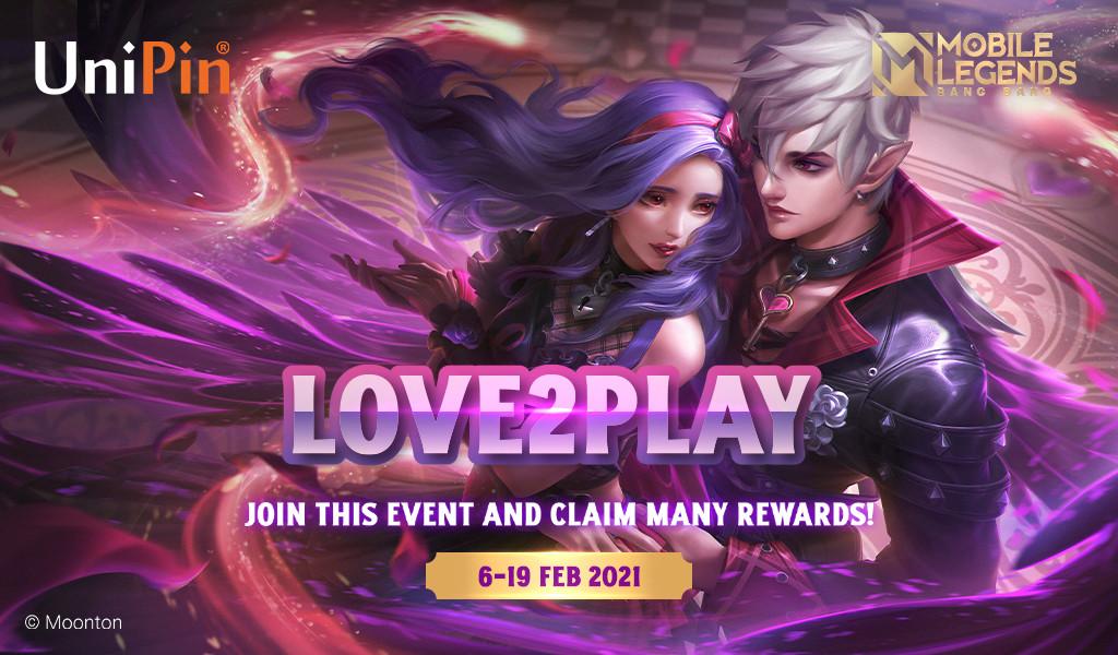 MLBB Love 2 Play – Events & Rewards!