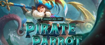 """Ruby """"Pirate Parrot"""" Starlight Skin Now Available!"""