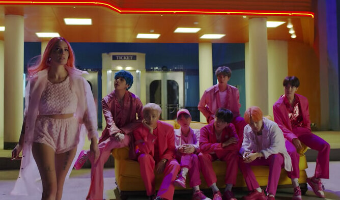 Bts Shares Why Halsey Was The Right Artist To Work With More In