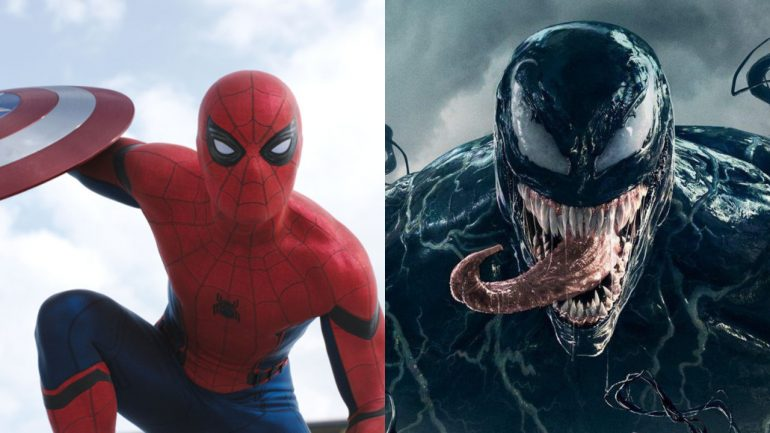 Kevin Feige Says Venom Likely To Appear In Future Tom Holland Spider Man Movie Up Station Malaysia