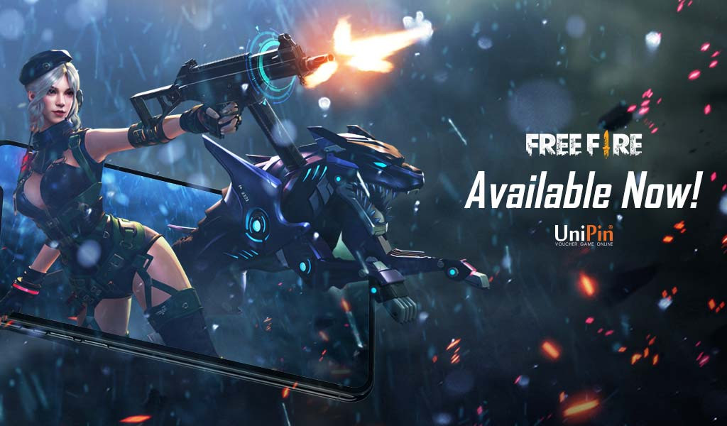 The Ultimate Survival Shooter Game Free Fire is Available Now!
