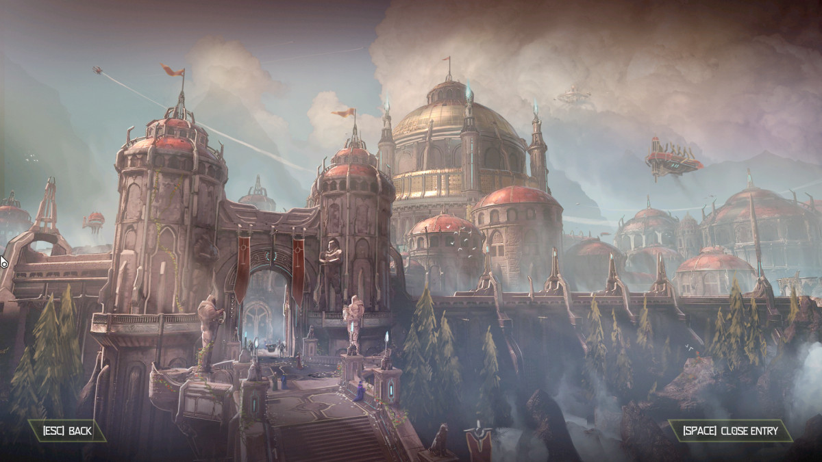 Doom Eternal Secrets Guide Taras Nabad Maps And Locations Up